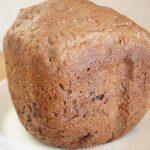 全粒粉100% 天然酵母 食パンのレシピ レーズンをドライいちぢくに変えて作ってみました